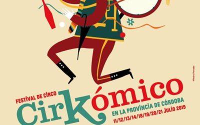 Festival de circo Cirkómico