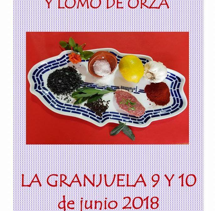 FERIA TAPA DEL LECHÓN Y LOMO DE ORZA