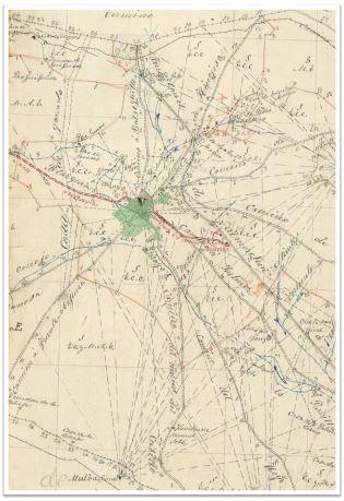 Inventario de Caminos Públicos Municipales de La Granjuela